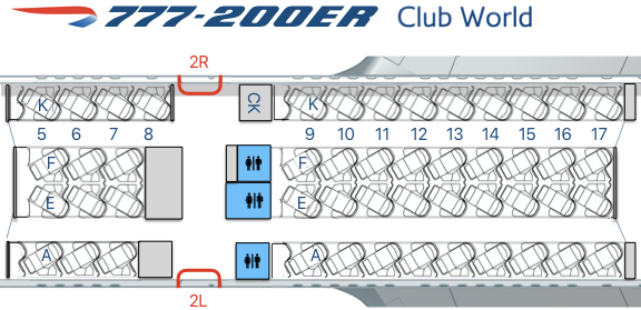 Boeing 777 Club Suites: route info and updates - FlyerTalk ... on 777 seat plan, 777 seat diagram, delta a380 seating map, 777 seat profile, 777 seat configuration,